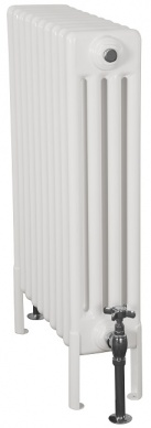 Enderby 4 Column Steel Radiators
