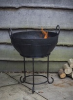 Garden Fire Pits and Accessories