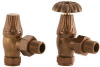 UK-10 Manual Cast Iron Radiator Valve