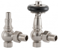 UK-28 Thermostatic Cast Iron Radiator Valve