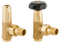 UK-12 Manual Cast Iron Radiator Valve
