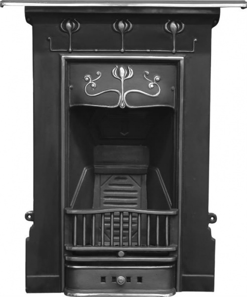 Abbot Cast Iron Fireplaces