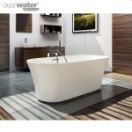 Clearwater Baths - Modern Natural Stone