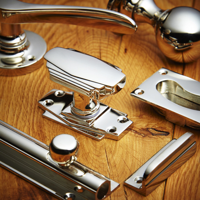 Art Deco Door Furniture Collection