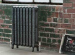 Art Nouveau Arroll Cast Iron Radiators
