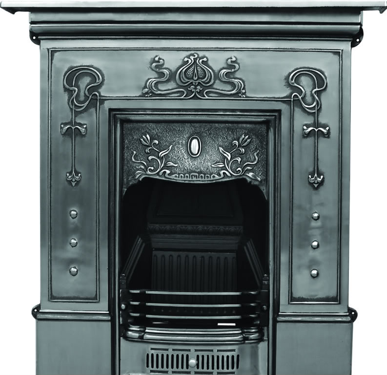 Bella Cast Iron Fireplaces