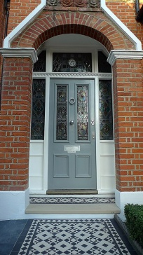 Bespoke External Doors - Gallery