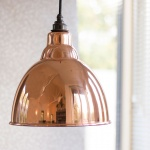 From The Anvil Lighting - Brindley Pendants