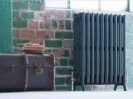 Edwardian 4 Arroll Cast Iron Radiators