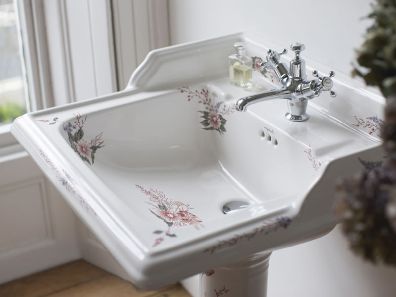 English Garden Basins & Pedestals
