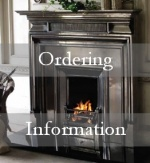 Cast Iron fireplaces - Ordering Information