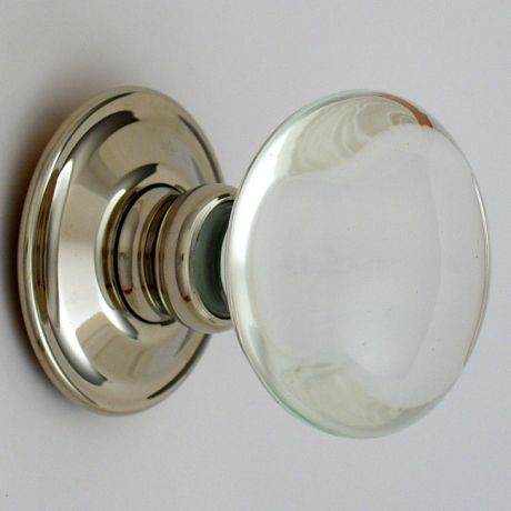 Period Door Furniture - Glass Door Knobs