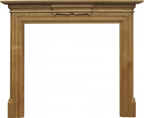 Oak Fireplace Surrounds