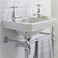 Burlington Bathrooms - Basins