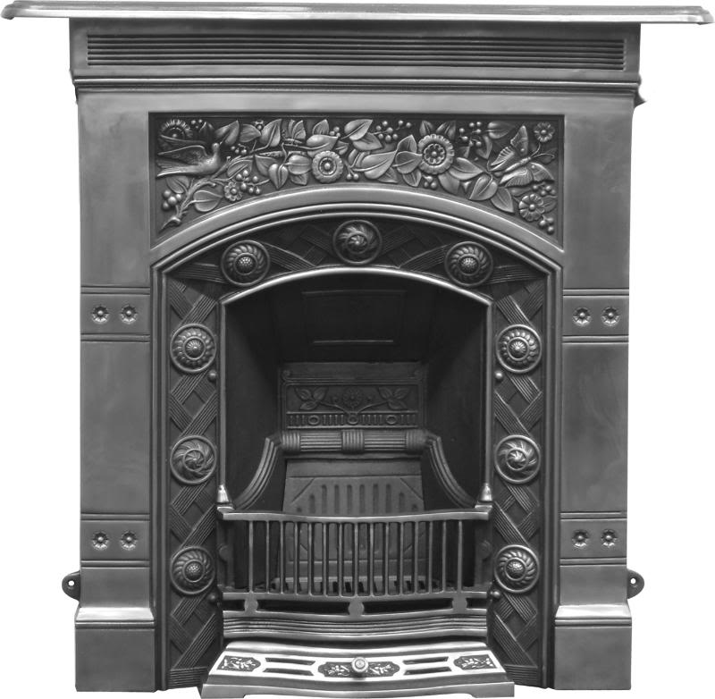 Jekyll Cast Iron Fireplaces