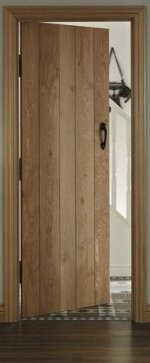Ledged & Braced Oak Doors
