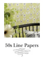 Little Greene 1950s Wallpapers