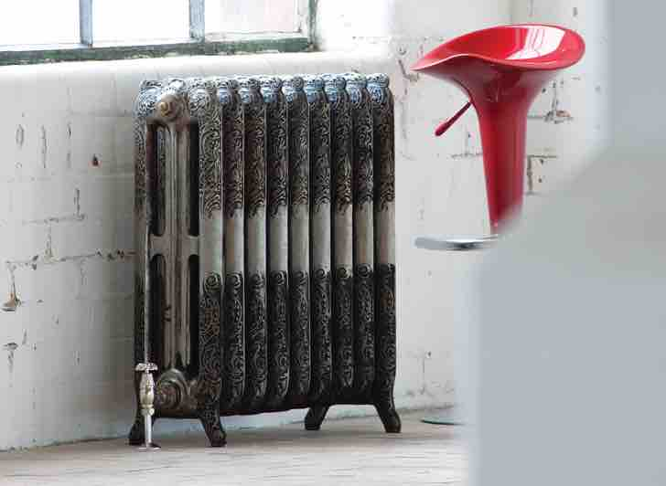 Montmartre Arroll Cast Iron Radiators