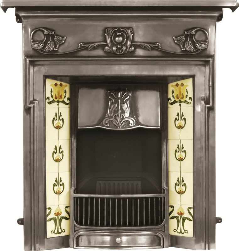 Morris Cast Iron Fireplaces