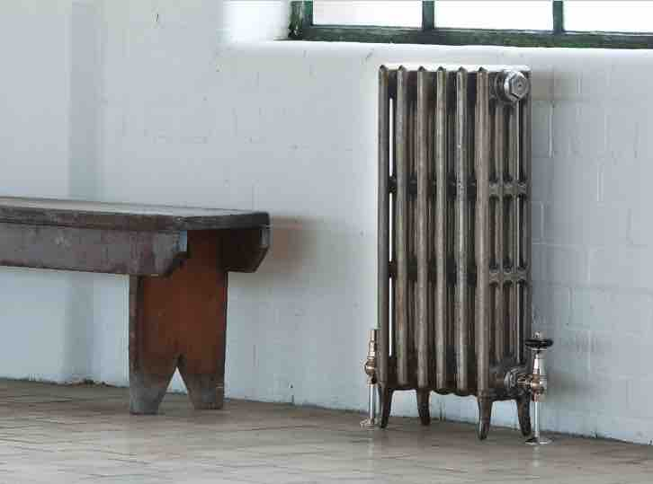The Neo-Classic Arroll Cast Iron Radiators