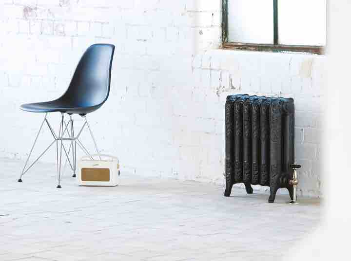 Parisian 2 Column Arroll Cast Iron Radiators