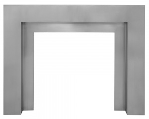 Steel Fireplace Surrounds