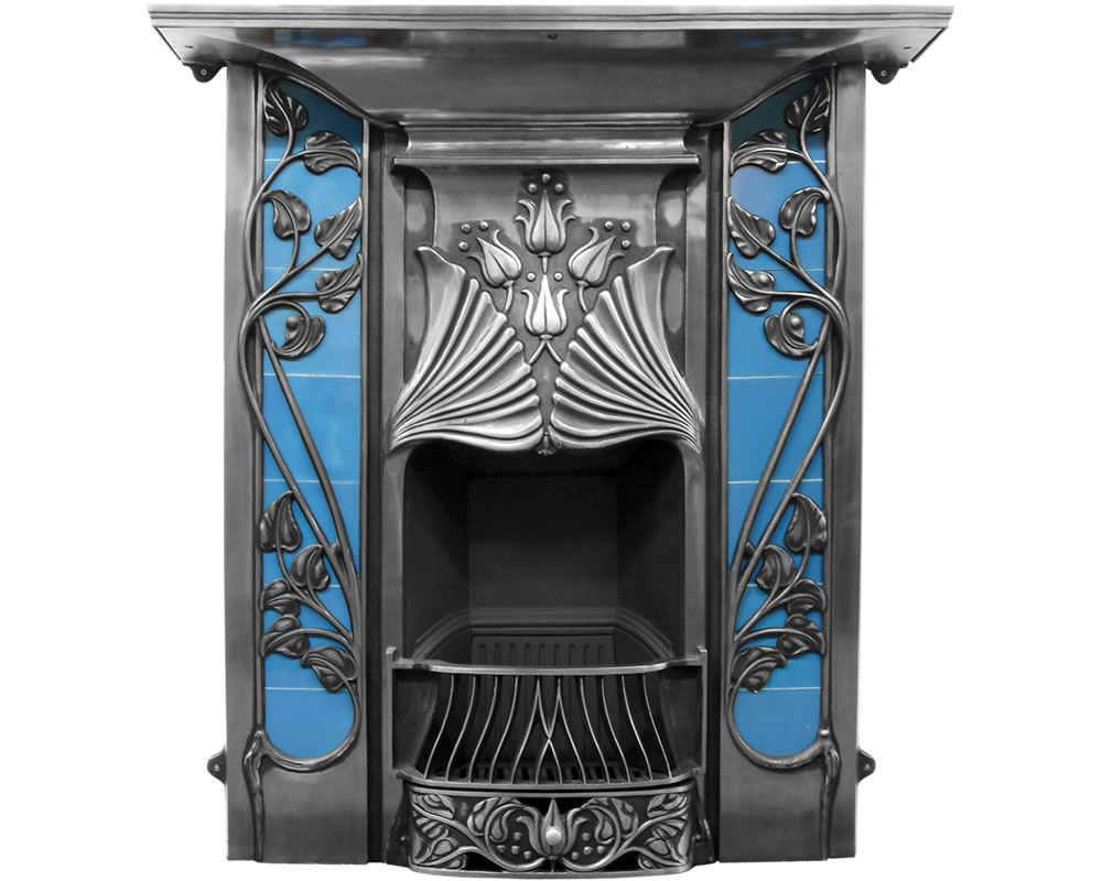 Toulouse Cast Iron Fireplaces
