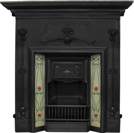 Verona Cast iron Fireplaces