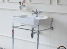 Victorian Basins and Washstands