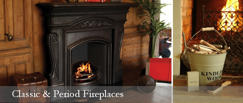 Period Fireplaces and Cast Iron Fireplaces by Carron