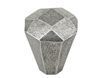 Finesse 'Tunstall' Genuine Pewter Cabinet Knob
