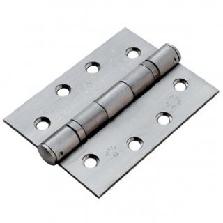 Sss 4'' Ball Bearing Butt Hinge (Pair)