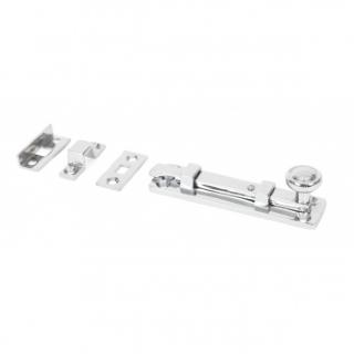 Polished Chrome 4'' Universal Knob Bolt