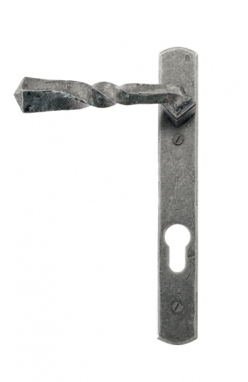 Narrow Lever Espagnolette Lock Set