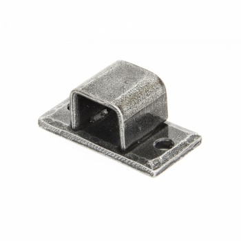 Pewter Receiver Bridge - Small (suitable for 4'' Straight Bolt)