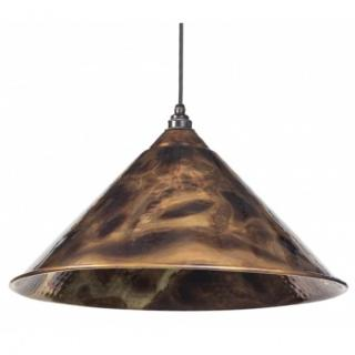 Burnished Hockley Pendant