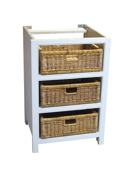 Fitted Kitchen 580 Basket Unit