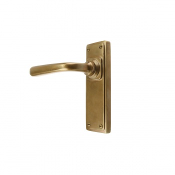 Louis Fraser 721 Square Lever Handle (Pair)