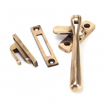 Polished Bronze Locking Newbury Fastener