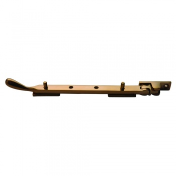 Cardea Brass Plain Casement Stay