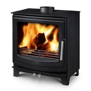 Aga Ellesmere EC5W Wide Eco Design Ready Multifuel / Woodburning Stove