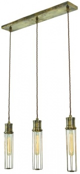 Alexander 3 Light Pendant
