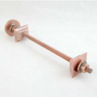 Cast Iron Radiator Luxury Wall Stay Bracket - Antique Copper