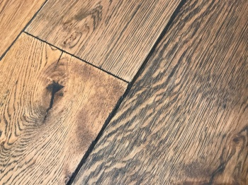 Antique Smokehouse Engineered Oak Flooring