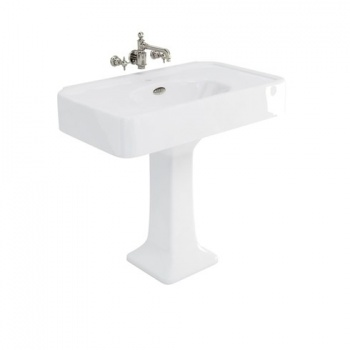 Arcade Bathrooms - 900mm Basin & Pedestal