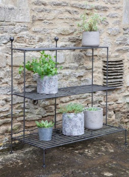 Barrington Plant Stand - Metal