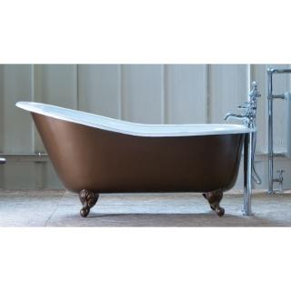 Bordeaux 1550 Cast Iron Slipper Bath