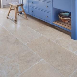 Calcot Limestone Tumbled Finish