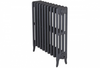 Victorian 4 Cast Iron Radiators 660mm - 10 Section