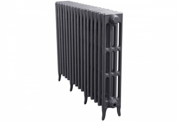 Victorian 4 Cast Iron Radiators 810mm - 16 Section